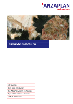 Eudialyte processing
