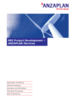 REE Project Development-ANZAPLAN Services